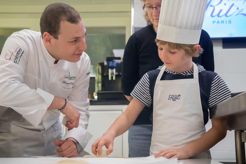 L'atelier culinaire revient le mercredi 18 juillet à l'école Ferrandi Paris